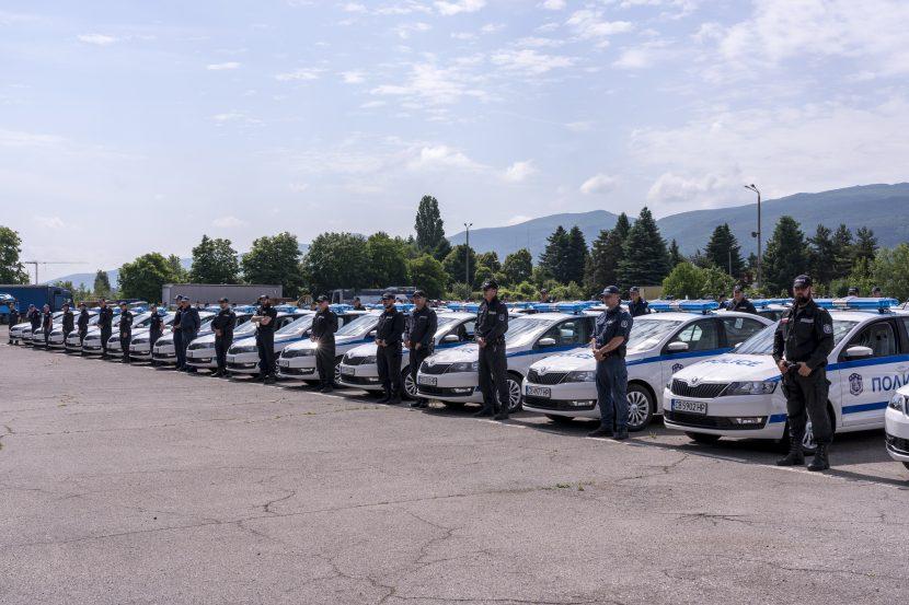 20 нови коли получи варненската полиция (ВИДЕО)