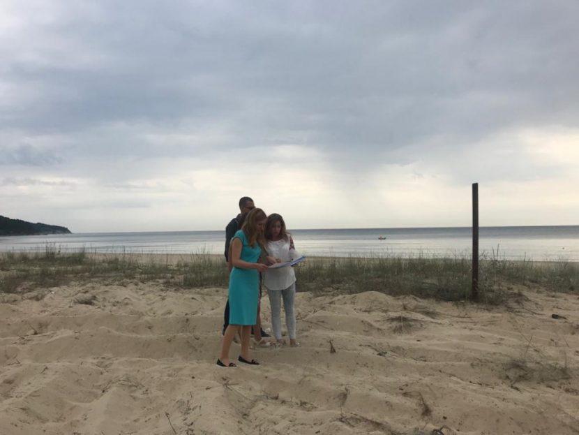 Сигнализираха прокуратурата за разрушени дюни на Камчия