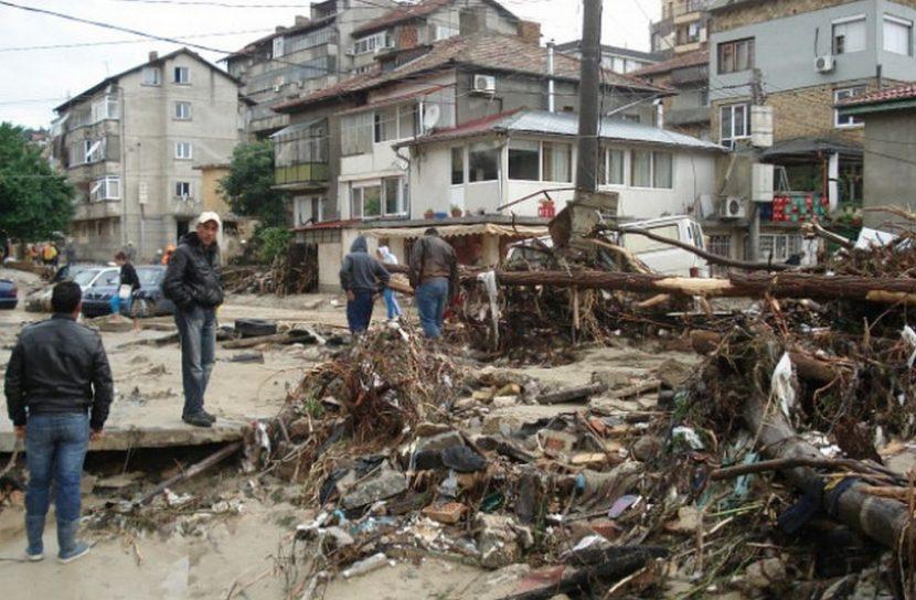 """Пет години от водното бедствие в """"Аспарухово"""""""