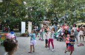 Сапунено шоу за децата в Морската градина във Варна
