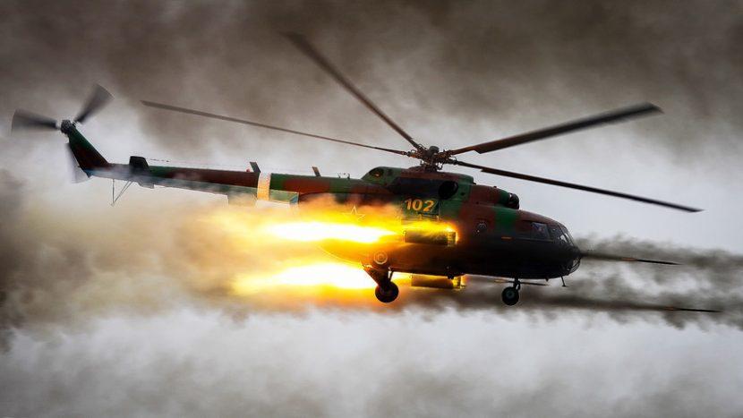Гръм в Крим: Повече от 100 самолета и хеликоптера извършиха масиран удар по наземни цели