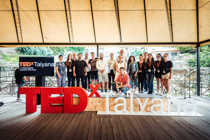TEDx Talyana – конференция с името на арт квартала на Варна (снимки)