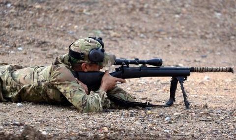 Русия тренира война срещу терора
