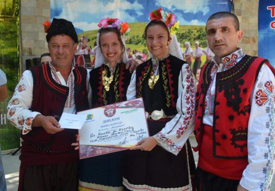 Фолклорен конкурс в Девня оцени най-добрите танцьори