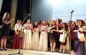 """Детски хор""""Добри Христов"""" се завърна с високо отличие от Търговище"""