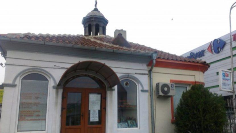 Ремонтират параклис в старите гробища във Варна