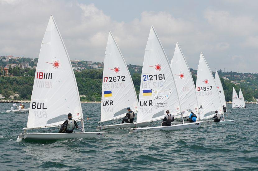 Европейска купа по ветроходство ще се проведе във Варна