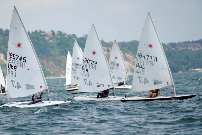 Варна посреща европейския яхтен елит в Европейска купа по ветроходство