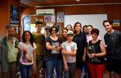 Актрисата Диана Любенова с ценни съвети към варненски ученици