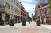 """Приключи цялостният ремонт на улица """"Цар Симеон I"""" (снимки)"""