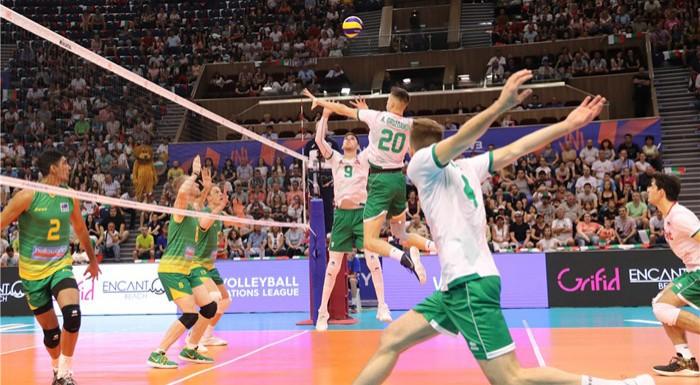 """Браво на """"лъвовете""""! Волейболните национали с изстрадана победа над Австралия"""