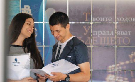 Рекламен клип на ТУ-Варна тръгва в национален ефир и в социалните мрежи