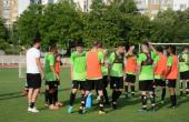 Черно море започна подготовка за ЦСКА