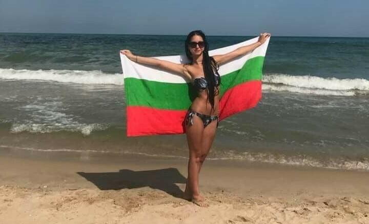 Варненка: аз почивам на българското черноморие