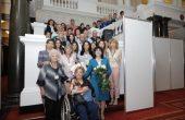 По покана на Лиляна Павлова група от Варна и областта посети Народното събрание