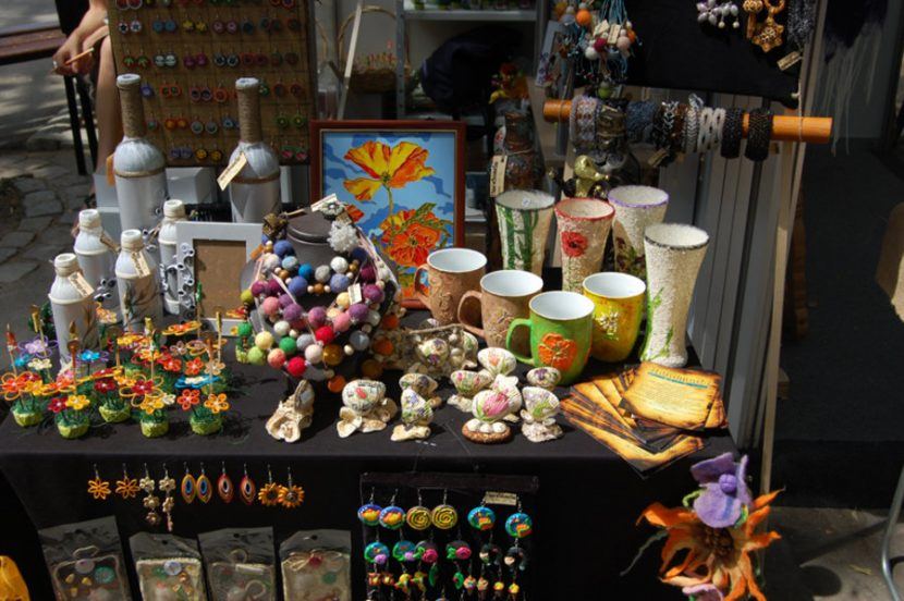 """Международният панаир на занаятите и изкуствата """"Булгарика"""" започва на 1 август във Варна"""