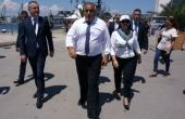 Премиерът Борисов подкара катер във Варна
