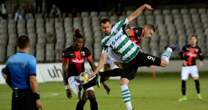 Черно море тръгна с ударна победа над Локомотив Пловдив