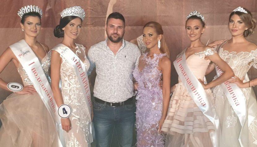 """Румяна Данаилова е новата """"Мис Варна"""" (снимки)"""