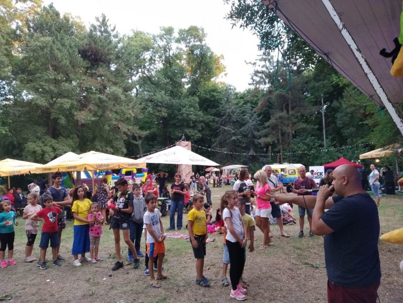 При голям интерес преминава фестивала LET IT BEER в Аспарухово