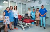 Ново родилно легло и модерна апаратура получи варненската АГ-болница