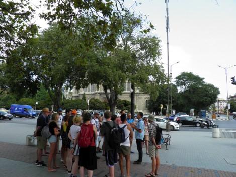 Туристи от 40 националности се включват в пешеходните обиколки на Варна