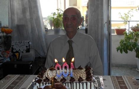 Варненски ветеран от Втората световна война отбеляза 100-годишен юбилей