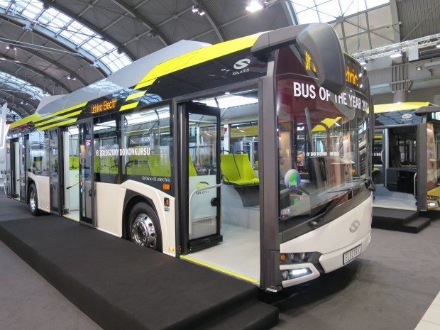 Нови 87 автобуса за градски транспорт