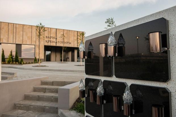 Варна вече има един от най-модерните крематориуми в Европа