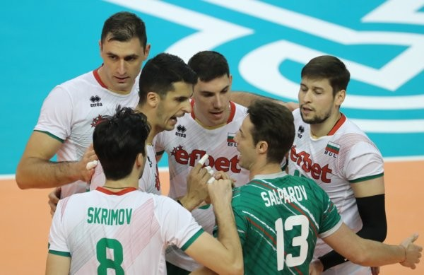 България удари Египет в олимпийската квалификация във Варна