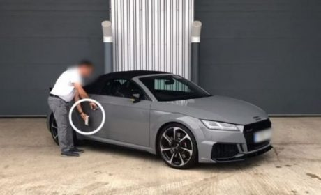 Автоджамбазите могат да откраднат нова кола за… 10 секунди
