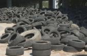 Изграждат площадка за временно съхранение на стари гуми край Варна