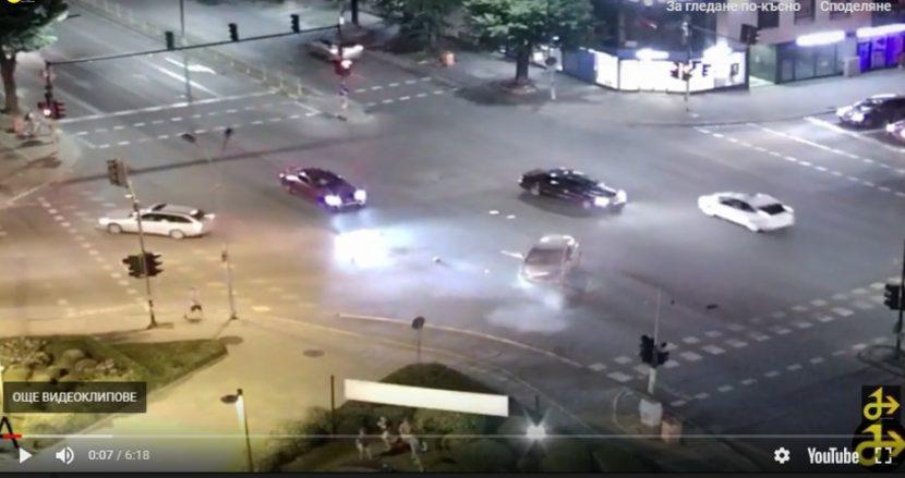 Читател на Будна Варна: тежка катастрофа тази нощ (видео)
