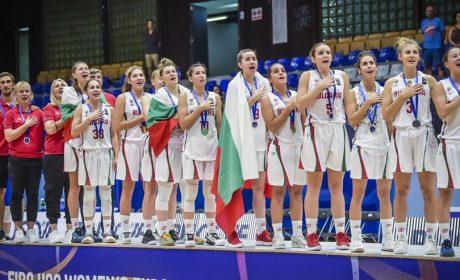 Две варненски баскетболистки станаха европейски шампионки с националния отбор на България до 20 години
