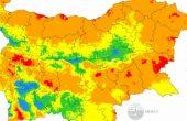 Опасност от пожари в 15 области на страната