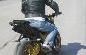Мъж кара мотопед без книжка, хванаха го!
