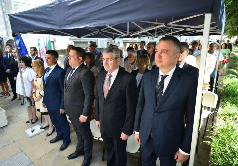 МУ-Варна откри новата учебна година (снимки)
