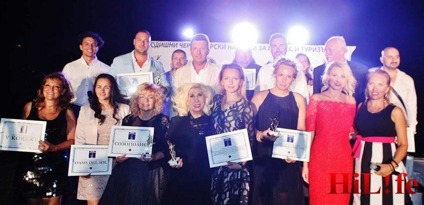 Варненци сред наградените на черноморските оскари (снимки)