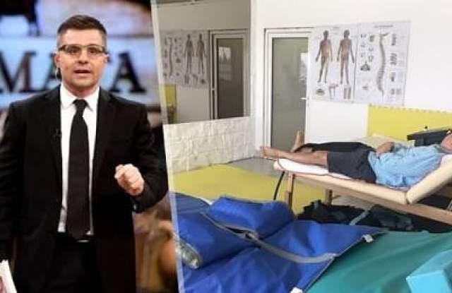 Андрей Арнаудов приет по спешност в болница