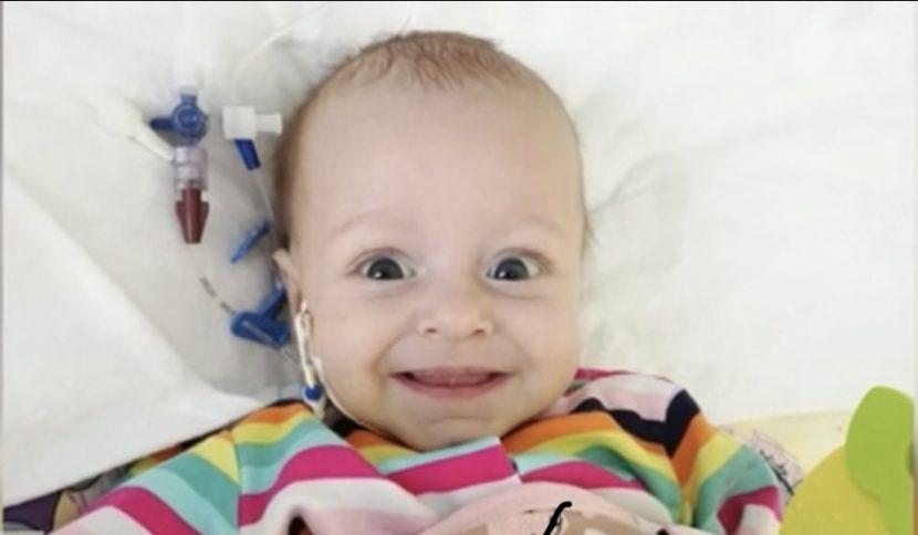 Майката на бебе Калина от Варна: Мили хора, вие всички я спасихте
