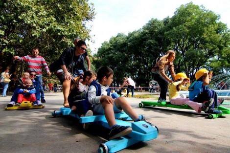 Семейни игри на открито организират във Варна