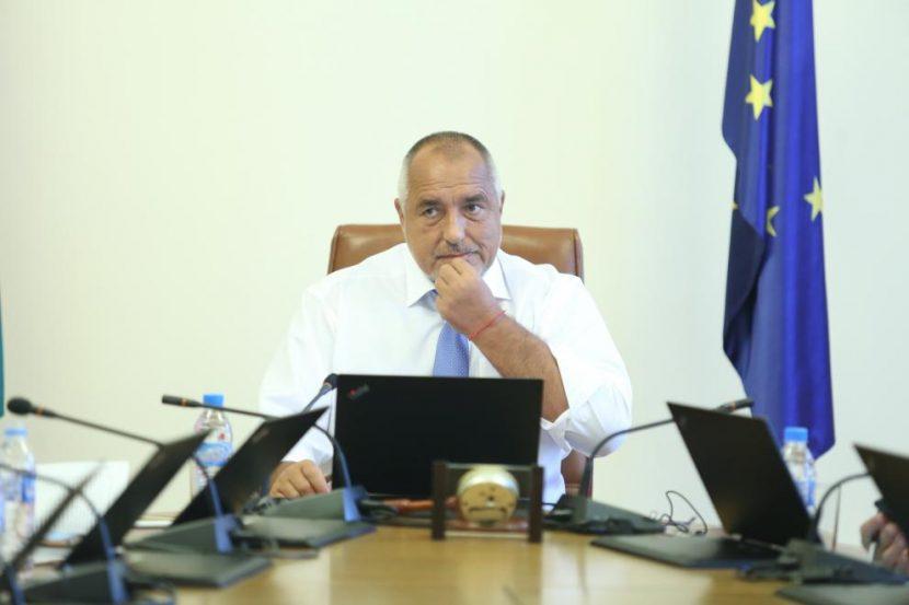 Борисов: Председателят на ЦИК най-вероятно ще бъде от партията на Слави Трифонов