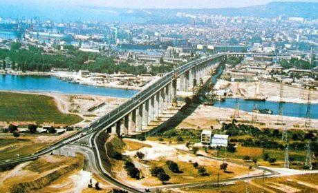 Аспаруховият мост стана на 43 години
