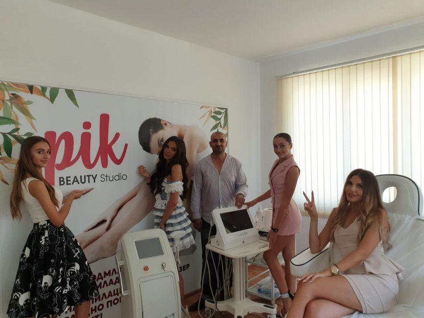 PIK BEAUTY STUDIO е любимият салон за красота на участничките в конкурса Мис Варна 2019
