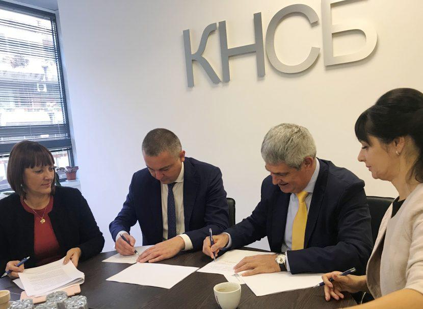 КНСБ подкрепи Иван Портних за нов мандат