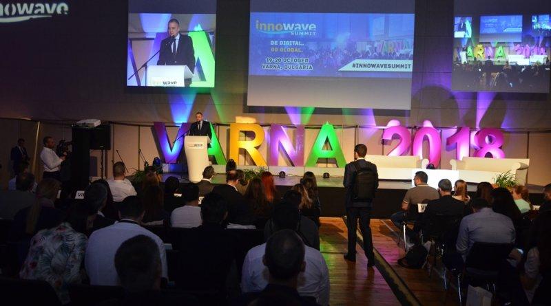 ТУ-Варна е партньор на високотехнологичната конференция Innowave Summit 2019