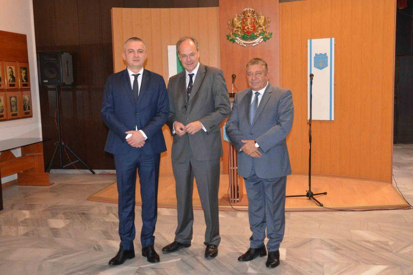 """Новият посланик на Германия: """"Варна дестинация за 4 сезона"""" е прекрасна инициатива"""