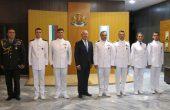 Военнослужещи от турските ВМС посетиха Община Варна