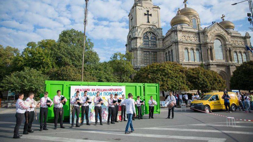 Варна се обединява: Предаваме капачки в помощ на бебетата