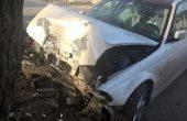 2-годишно дете изхвърча от кола